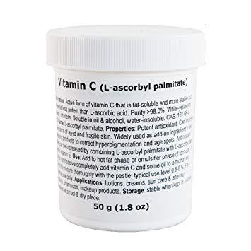 Vitamin C-L-ascorbyle-palmitate